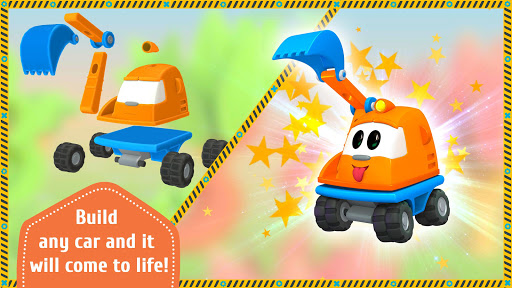 Leo the Truck and cars: Educational toys for kids 1.0.58 Screenshots 1