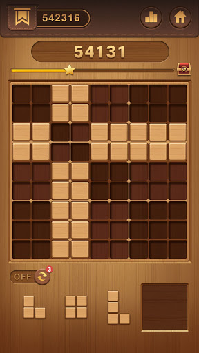 Wood Block Sudoku Game -Classic Free Brain Puzzle  screenshots 11
