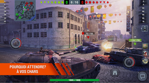 World of Tanks Blitz 3D online  PVP jeu de tank  screenshots 3
