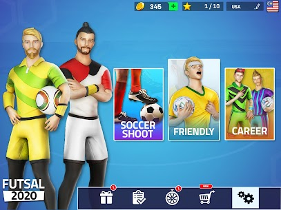 Indoor Soccer Games: Play Football Superstar Match 7
