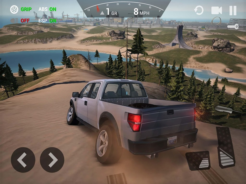 Ultimate Car Driving Simulator poster 9