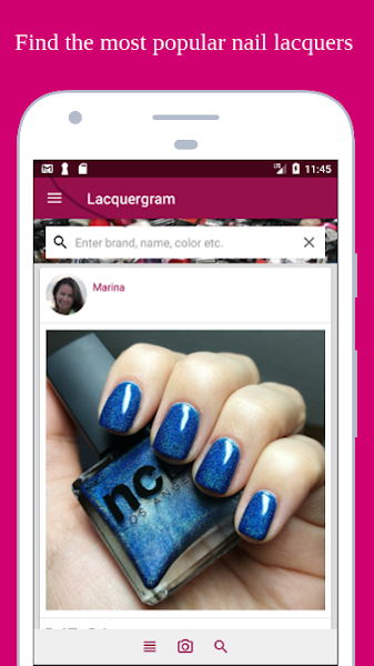 Lacquergram: for Nail Polish Lovers
