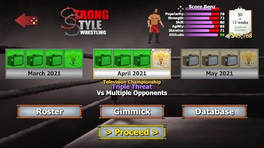 Wrestling Empire Mod APK (Unlocked, No Ads) 10