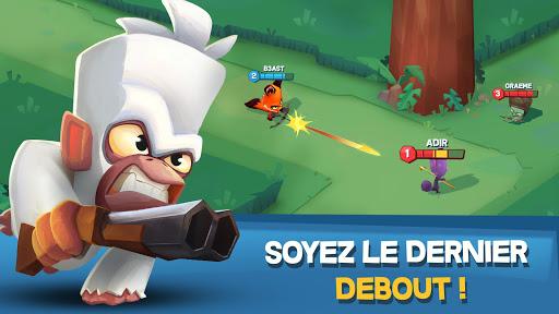 Code Triche Zooba: Bataille multi-joueurs en ligne APK MOD (Astuce) screenshots 1