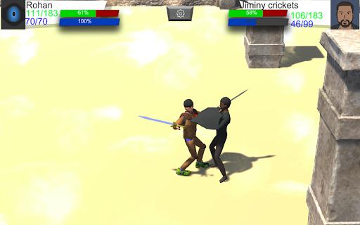 Outlast: Journey of a Gladiator Hero  Screenshots 16