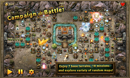 Myth Defense LF  screenshots 1