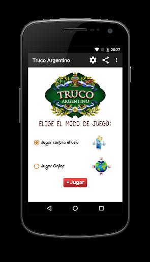 Argentinean truco 5.9 screenshots 5