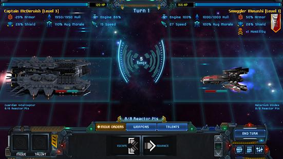 Скриншот №2 к Star Traders Frontiers