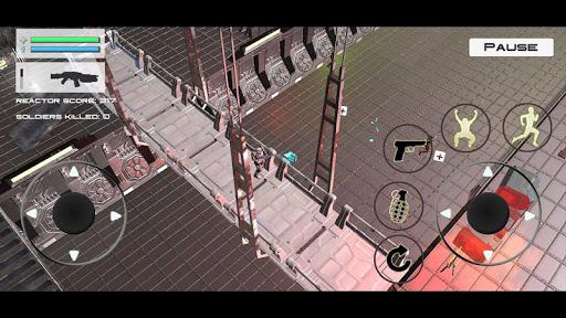 Star Space Robot Galaxy Scifi Modern War Shooter  screenshots 8