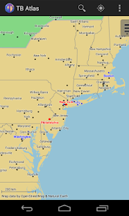 TB Atlas & World Map