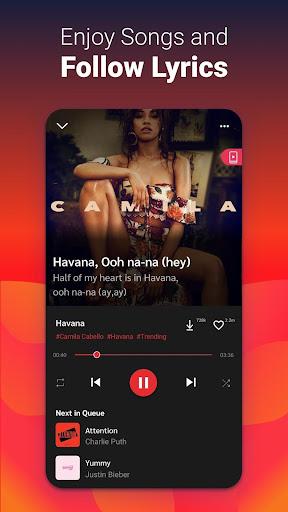 Gaana Song Hotshots Video Music Free Hindi MP3 App 8.7.4 Screenshots 6