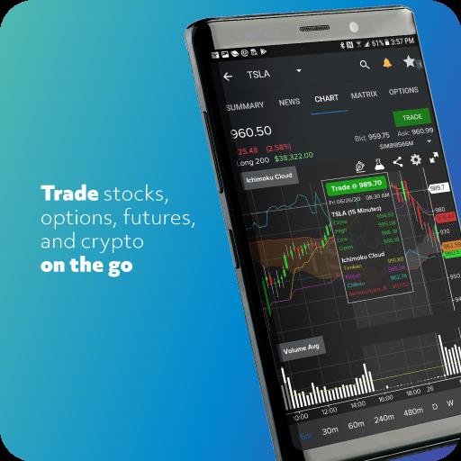 Foto do TradeStation: Trade. Invest. Earn.