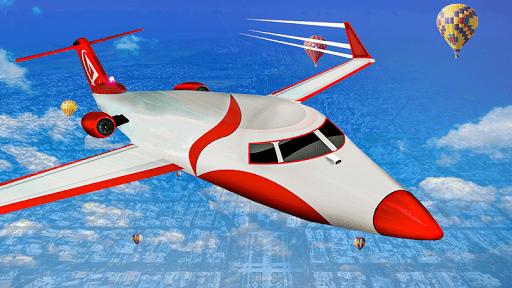 Airplane Flight Simulator Free Offline Games apkslow screenshots 2