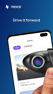 Nexar - AI Dash Cam for Peace of Mind on the Road Screenshot