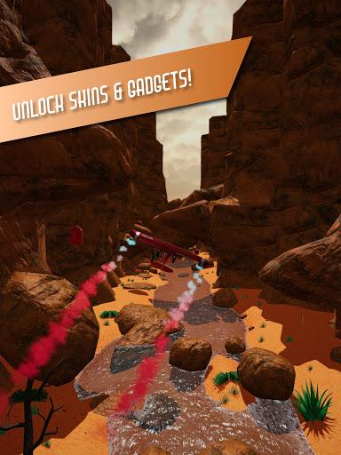 Danger Darrel - Endless Airplane Action Adventure  screenshots 16