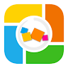 Photo Grid Maker - Mirror Pic Collage Editor app apk icon