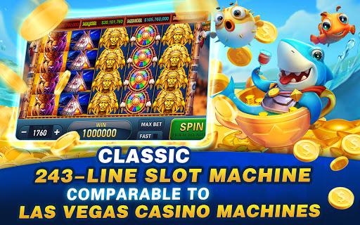 777 Fishing Casino:Cash Slots -Video Poker,Buffalo 1.2.8 screenshots 11