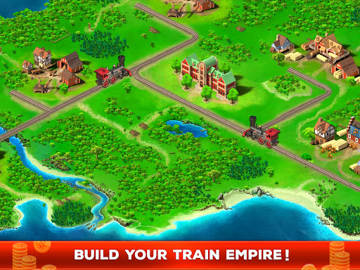 Idle Train Empire modavailable screenshots 6