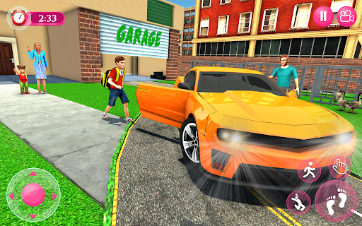 Virtual Family - Happy Life Dad Mom Simulator 2021 apktram screenshots 8