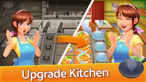 Selera Nusantara : Chef Restaurant Cooking Games apkpoly screenshots 4
