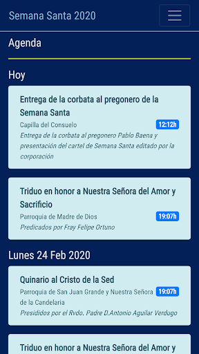 Semana Santa Jerez 2020  screenshots 1