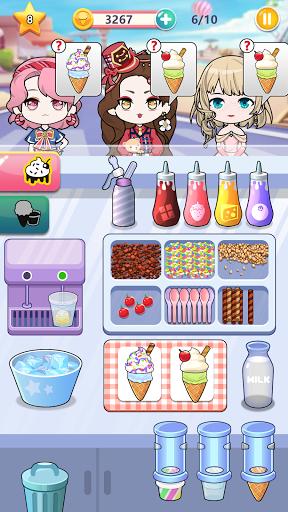 Vlinder Ice Creamu2014Dressup Games&Character Creator 1.0.3 screenshots 21