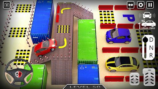 Modern Car Parking Drive 3D Game - Free Games 2020  screenshots 9