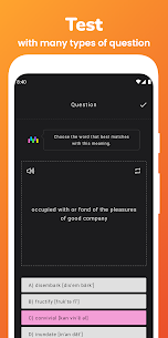 Memorize: Learn GRE Vocabulary with Flashcards 1.5.1 Apk 5