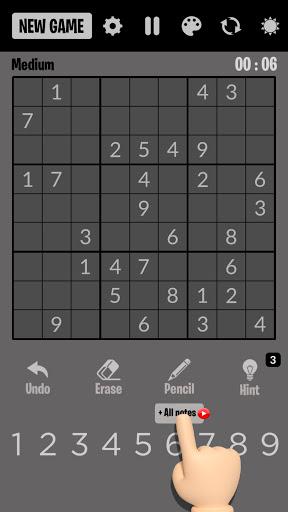 Sudoku 2021 2.4 screenshots 6