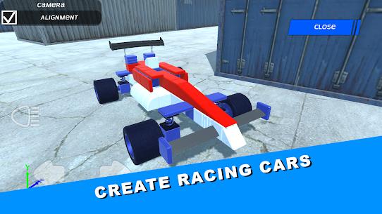 Genius Car 2: Car building sandbox MOD APK 1.0 (Free Purchase) 1