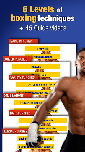 Download APK: Learn boxing training – techniques v1.2 [Paid] [SAP]