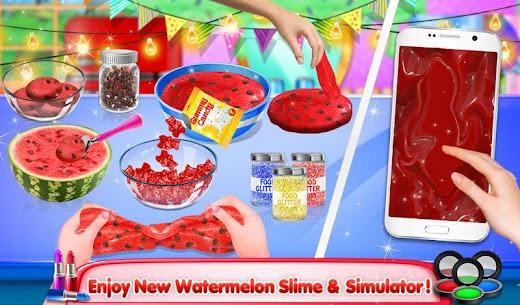Unicorn Slime Maker Simulator Satisfying Games DIY 7