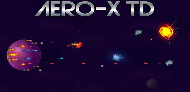 AeroX TD - New Free Game - 2021 Tower Defense 2.1.0.3 screenshots 1
