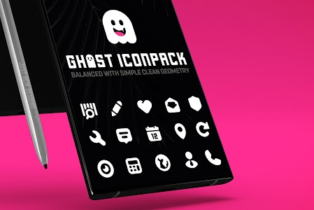 Ghost IconPack 1.4 (Patched)