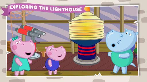 Hippo Adventures: Grandfather's Lighthouse apklade screenshots 2