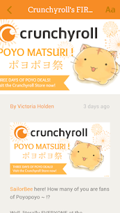 Crunchyroll News Apk Download NEW 2021 4