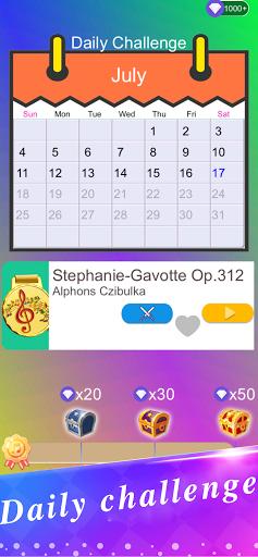 Magic Piano Music Tiles 3: Online Battle 3.2 screenshots 16