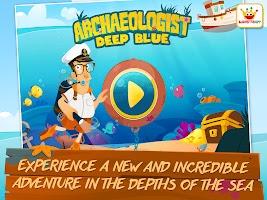 Archaeologist - Deep Blue