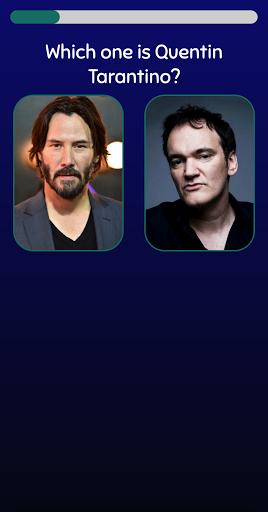 Movie Quiz - Famous Actor Trivia Game screenshots 1