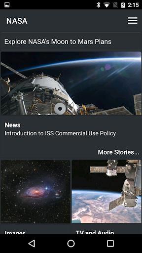 Download APK: NASA v1.996 [Firestick/Android TV/Mobile] [Official]