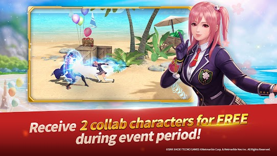 The King of Fighters ALLSTAR Mod 1.9.3 Apk (Money, Unlocked Characters) 2