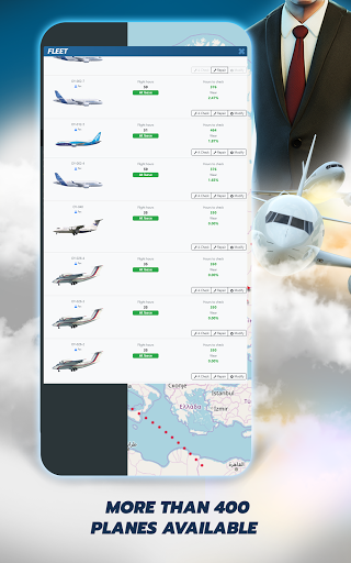 Airline Manager 4 - Plane Tycoon 2021  screenshots 17