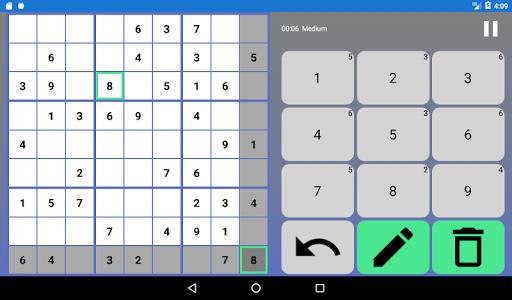 SUDOKU - Offline Free Classic Sudoku 2021 Games  screenshots 8