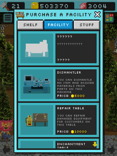Goblin's Shop 1.7.7 screenshots 15