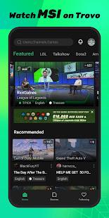 Trovo u2014 Live Stream & Games 1.18.2.63 Screenshots 2