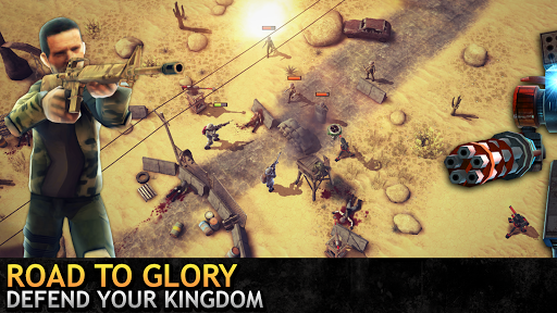 Last Hope TD - Zombie Tower Defense Games Offline  Screenshots 14