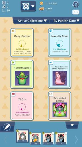 PackRat Card Collecting Game 2.0.26 screenshots 4