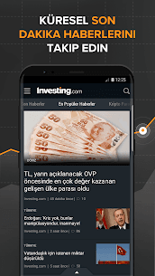 Investing: Borsa, Döviz, Hisse, Portföy & Haberler 4