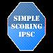 SimpleScoring IPSC