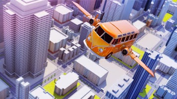 US Flying Bus Driving 2019
